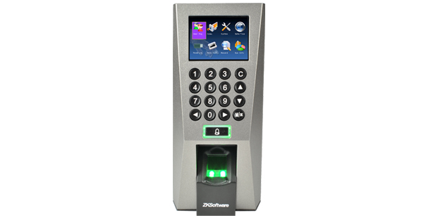 ZK F18 Time Attendance & Access Control Systems